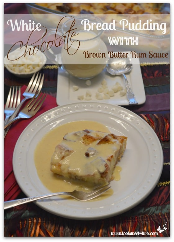 Pic 20 - White Chocolate Bread Pudding