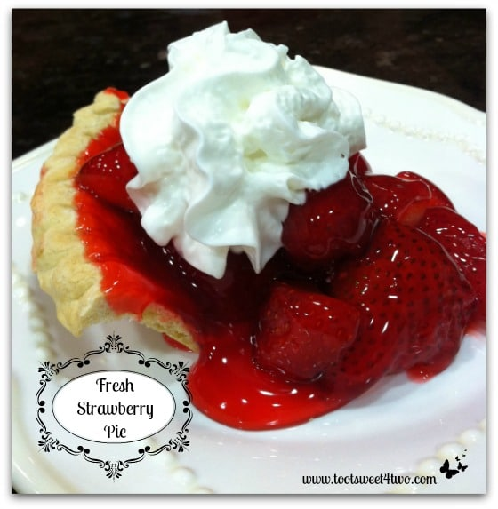 Pic 3 Fresh Strawberry Pie