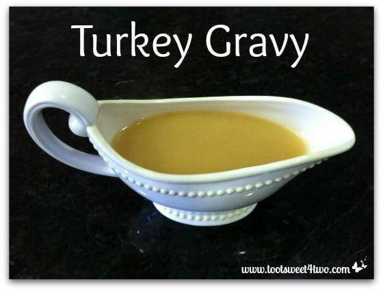 Pic 5 Turkey Gravy