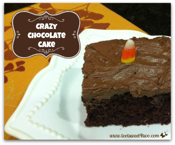 Pic 8 Crazy Chocolate Cake
