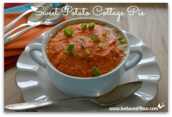 Sweet Potato Cottage Pie Pic 2