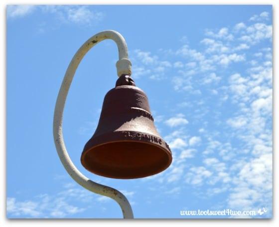 Mission Bell at Mission San Antonio de Pala