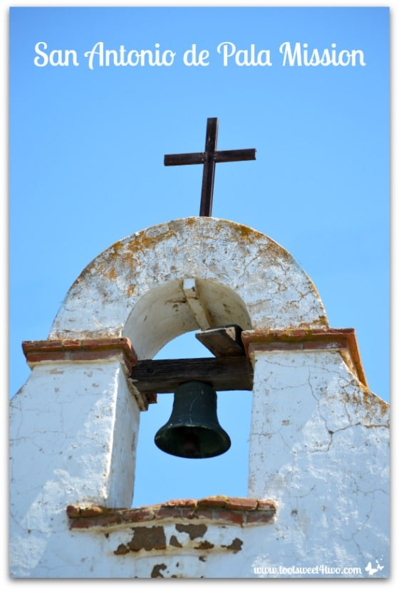 Mission San Antonio de Pala cover