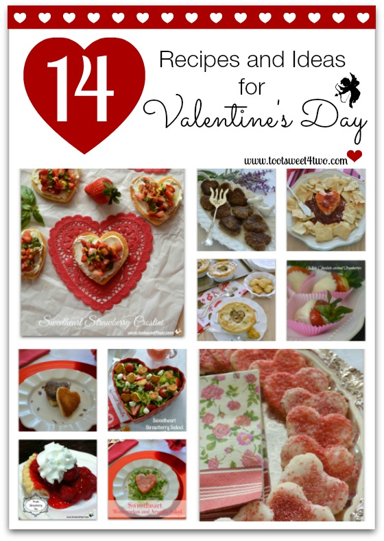 14 Recipes and Ideas for Valentine's Day cover