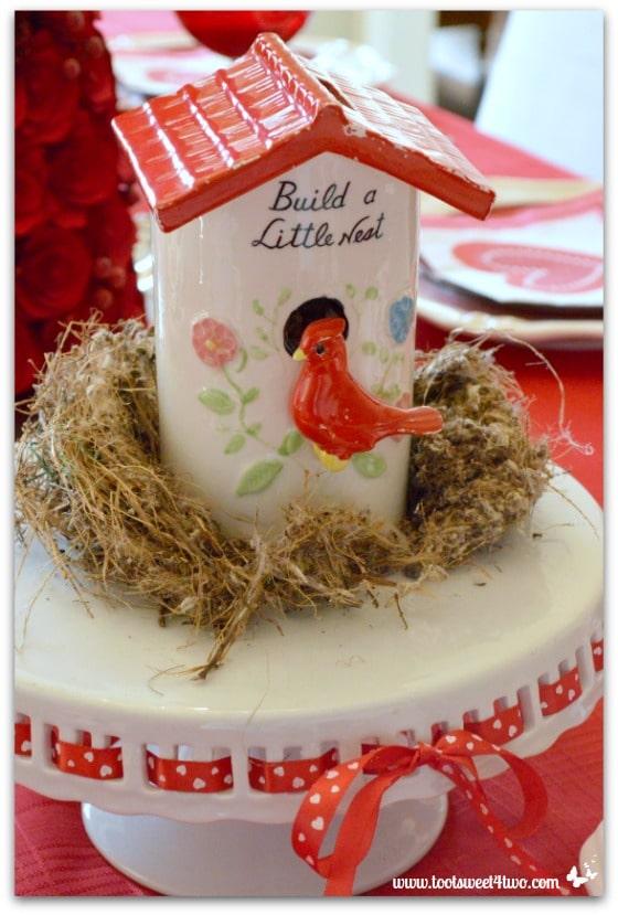 Build a Little Nest bird bank