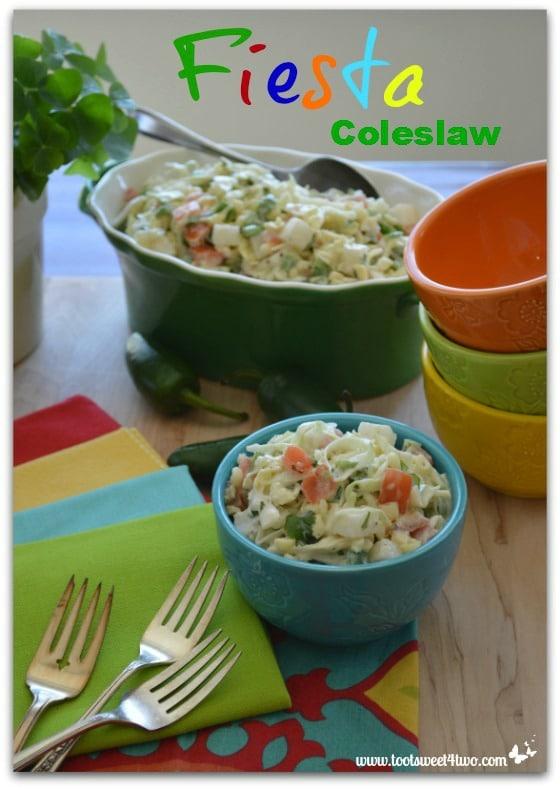 Fiesta Coleslaw - 15 Awesome Things