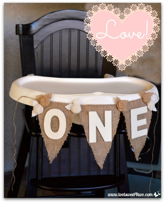 Baby Turns One: Decorating For A 1st Birthday Party