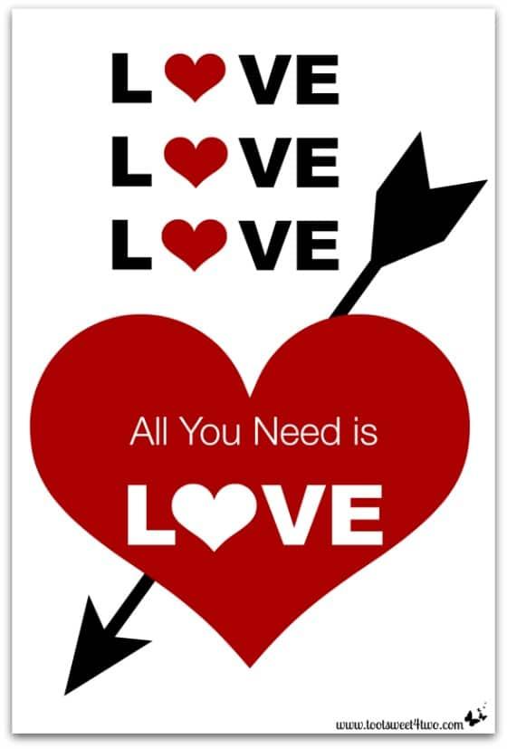 Love Love Love cover