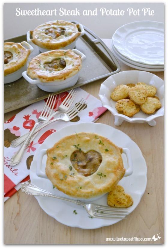 Sweetheart Steak and Potato Pot Pie Pic 8