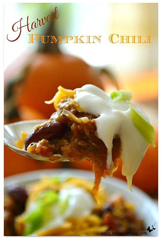 Harvest Pumpkin Chili - Pot O'Gold