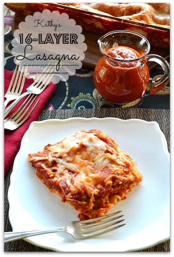 Kathy's 16-Layer Lasagna Pic 10a