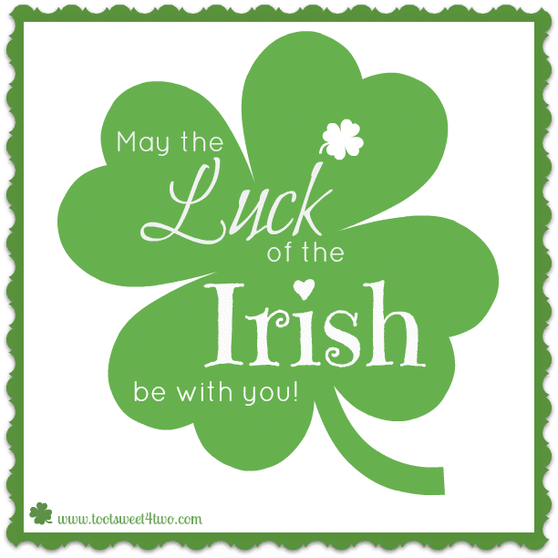 Image result for Irish good luck toast