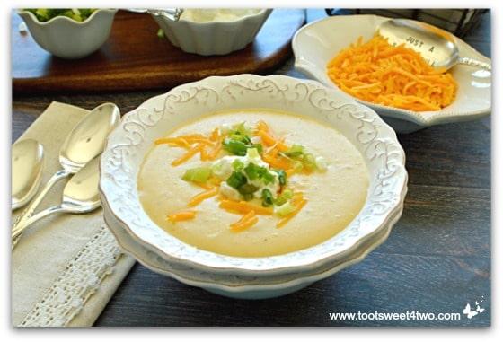 Pot O'Gold Potato Cheese Soup Pic 3