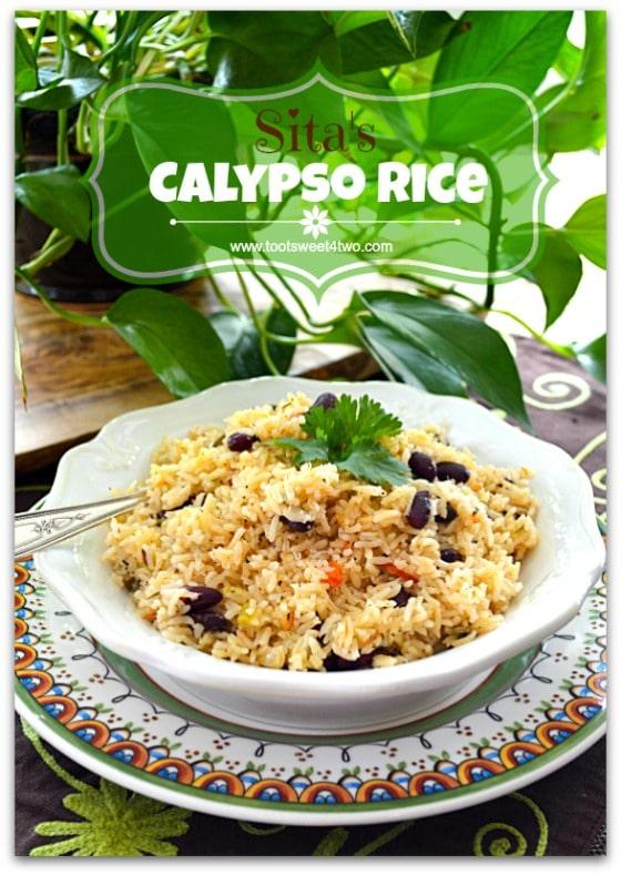 Sita's Calypso Rice Pic 10a