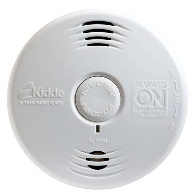 Kidde Bedroom Unit Smoke Alarm