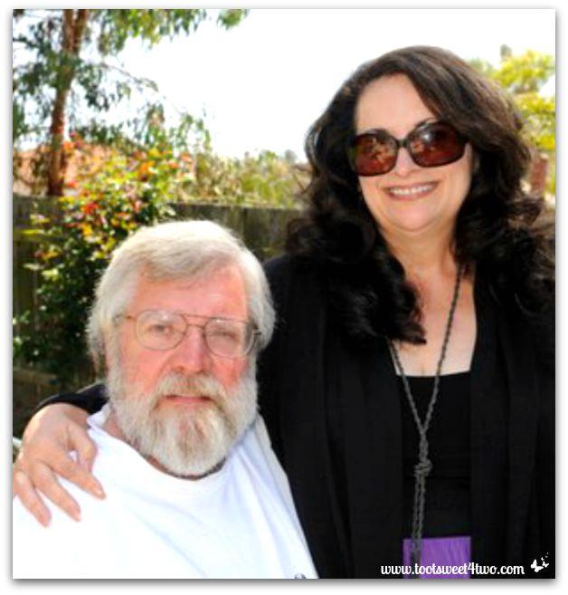 Charlie and Carole 2011