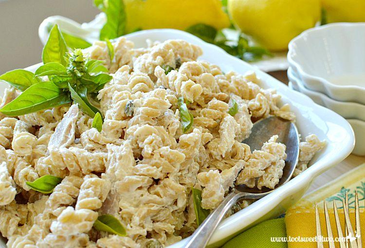 Lemony Chicken Pasta Salad - Pic 2