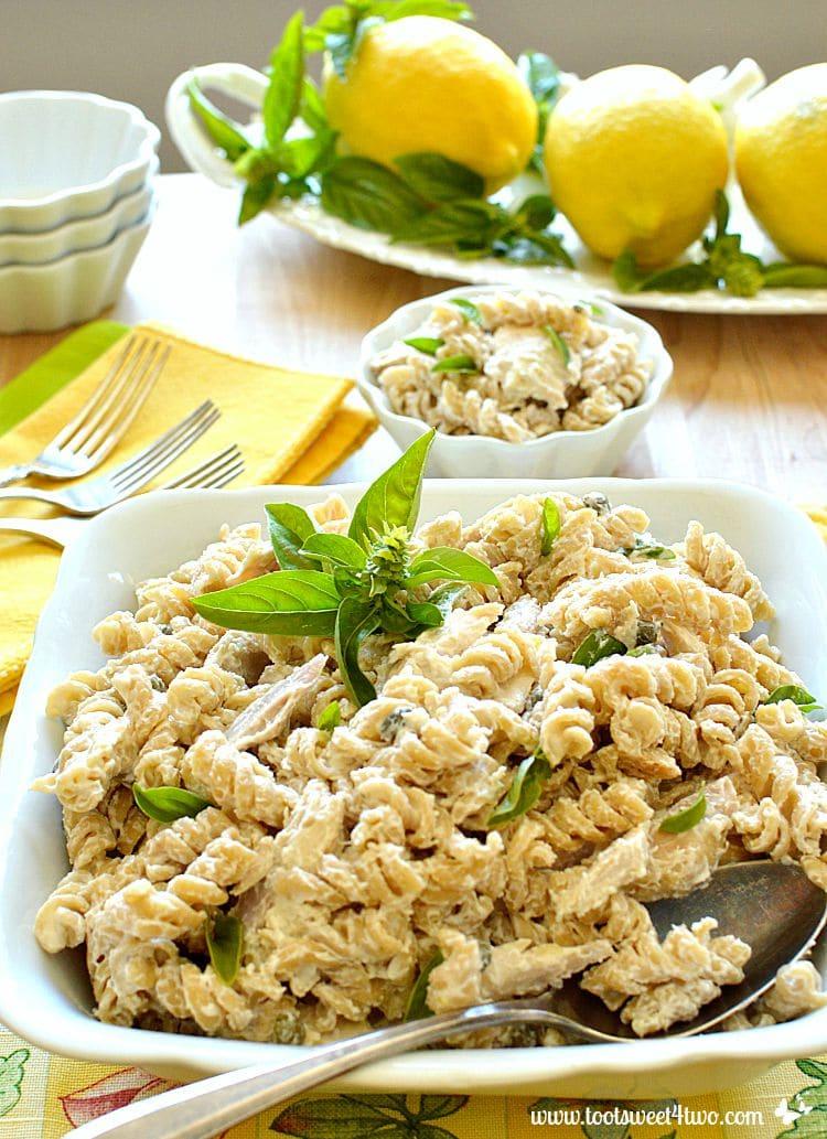 Lemony Chicken Pasta Salad - Pic 5