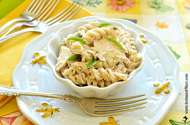 Lemony Chicken Pasta Salad - Pic 6