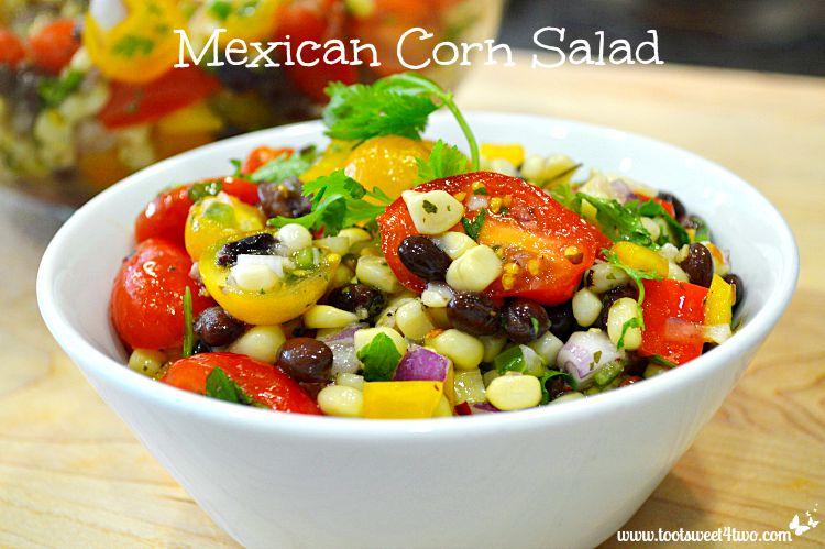Mexican Corn Salad 20150921