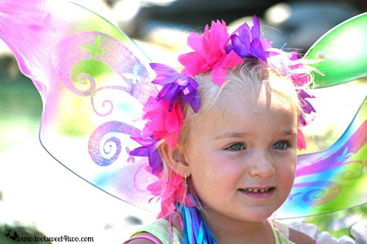 Princess Sweetie Pie as a fairy