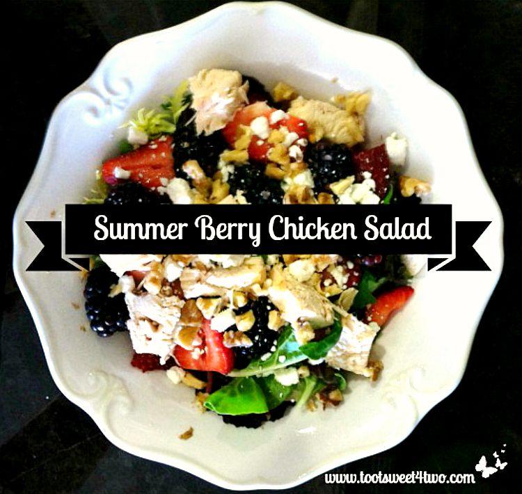 Summer Berry Chicken Salad 20150921