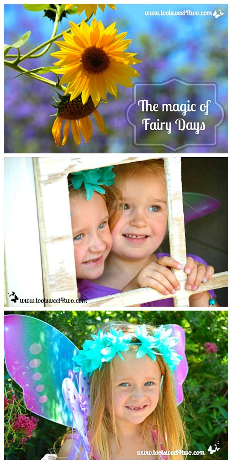 The Magic of Fairy Days collage