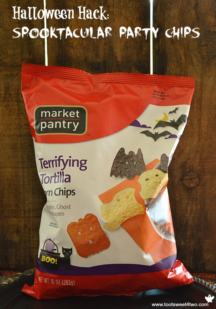 Bag of Spooktacular Party Chips
