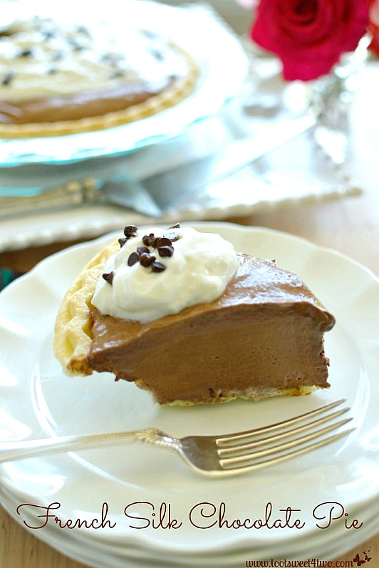 French Silk Chocolate Pie Pic 1A