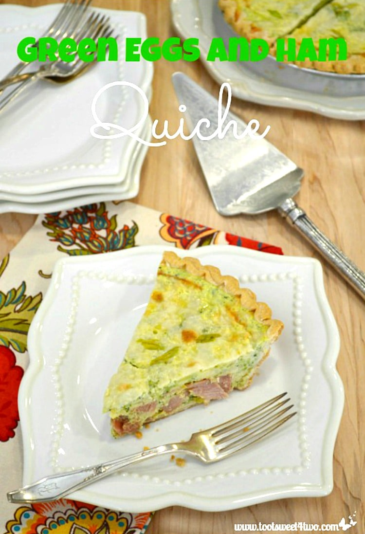 Green Eggs and Ham Quiche Pic1A