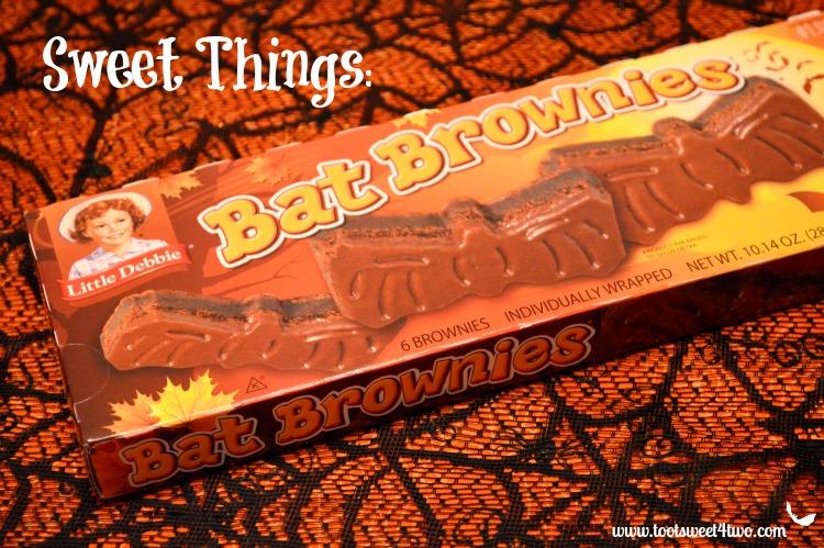 Little Debbie Bat Brownies horizontal