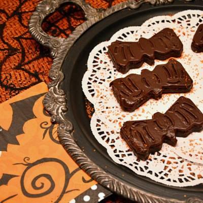 Sweet Things:  Little Debbie Bat Brownies