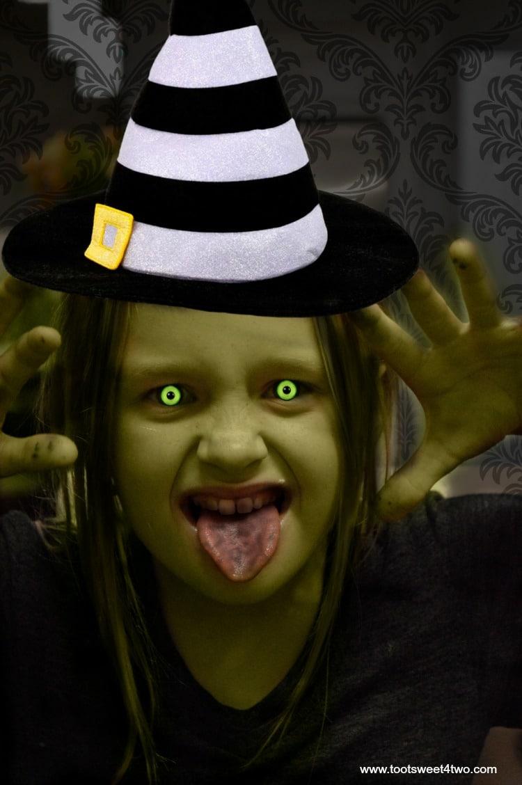 Princess P Witch