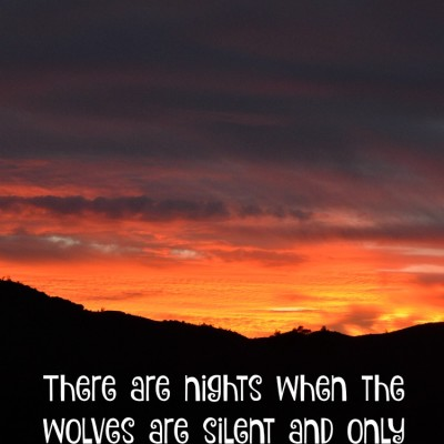 Wolves are Silent