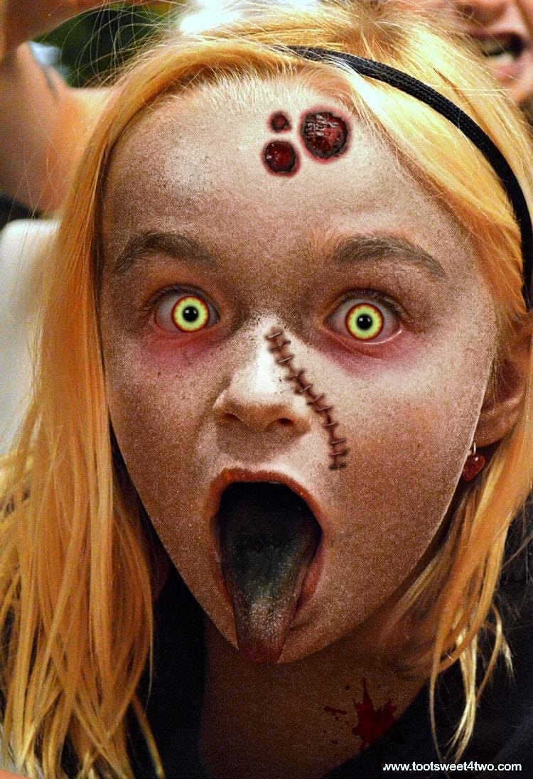 Zombie Princess Sweetie Pie