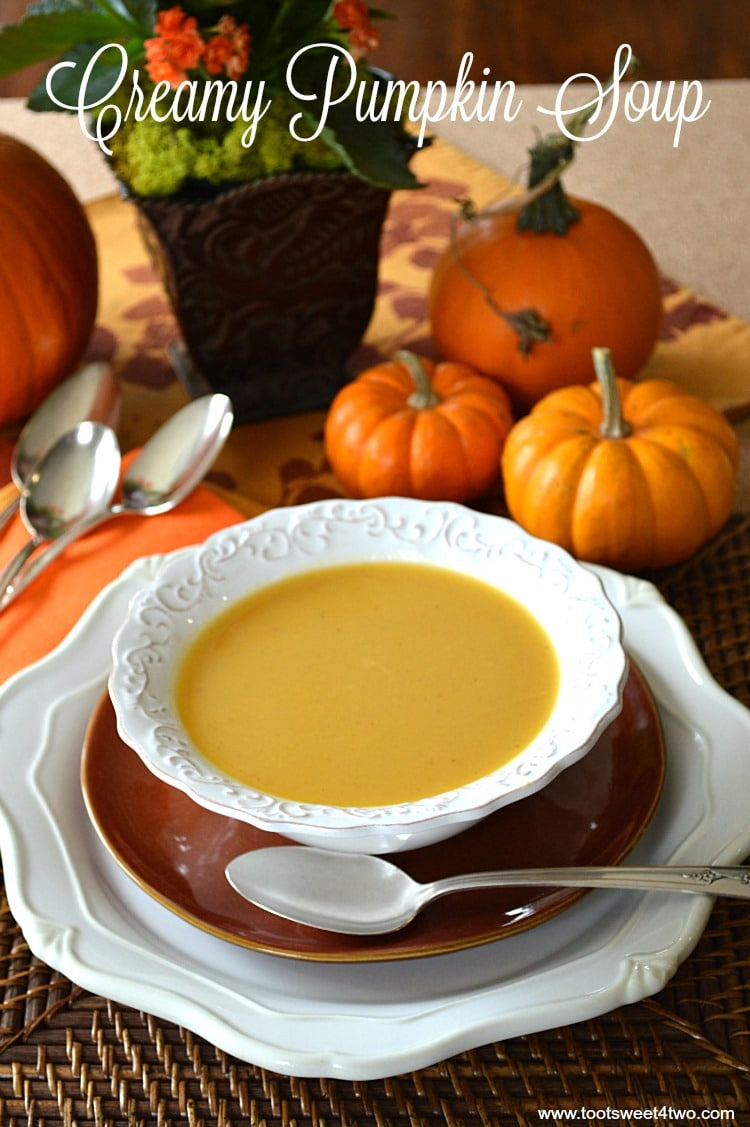 Creamy Pumpkin Soup 750x1127 - Pic 24