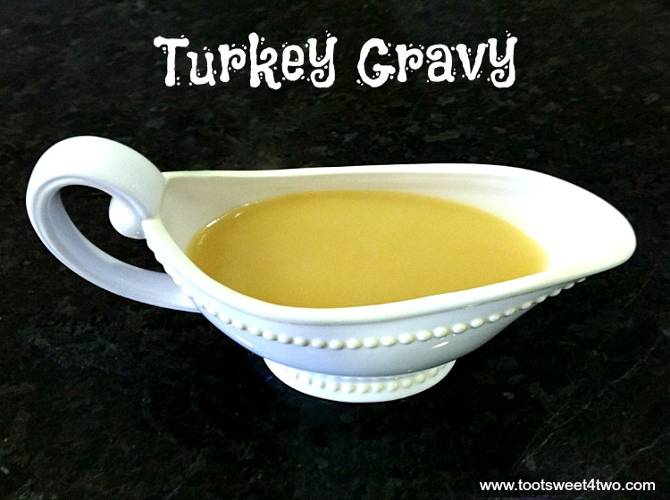 Thanksgiving Condiment - Turkey Gravy