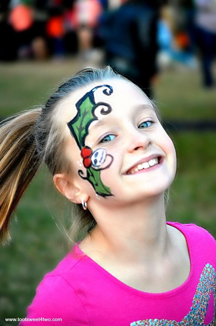 Princess P - Make A Holiday Face - pic 28