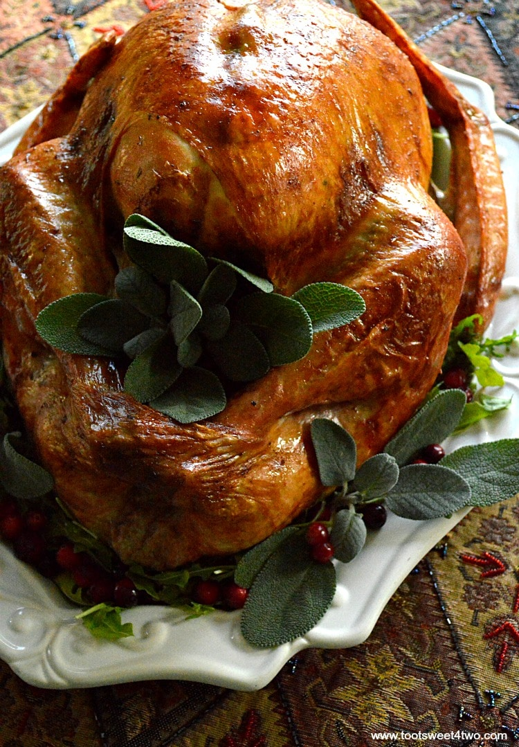 Picture-Perfect Holiday Turkey pic 3