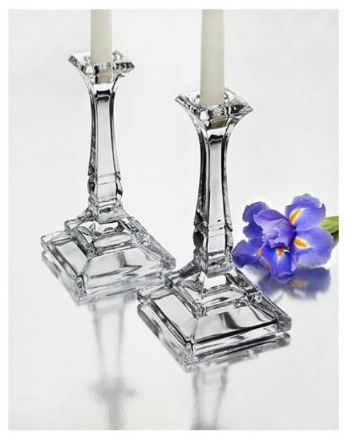 Crystal Candlesticks on Amazon