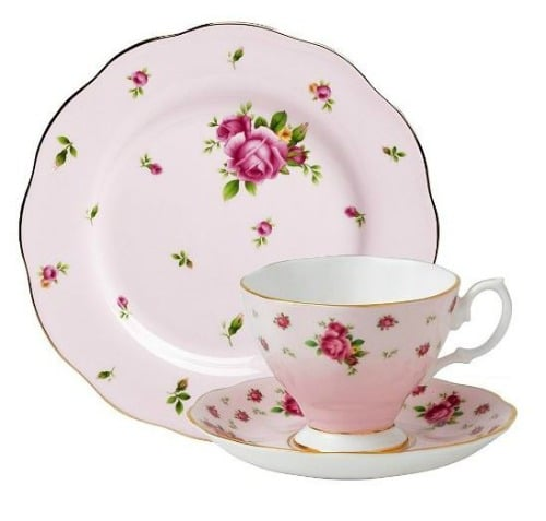 Royal Albert New Country Roses on Amazon