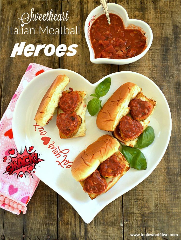Sweetheart Italian Meatball Heroes - Pic 1
