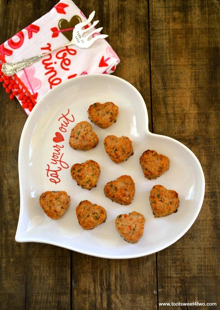 Sweetheart Turkey Meatballs Pic 2