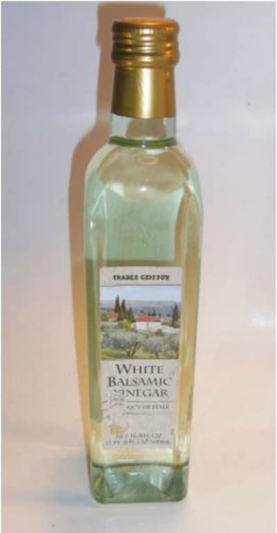 Trader Joe's White Balsamic Vinegar on Amazon