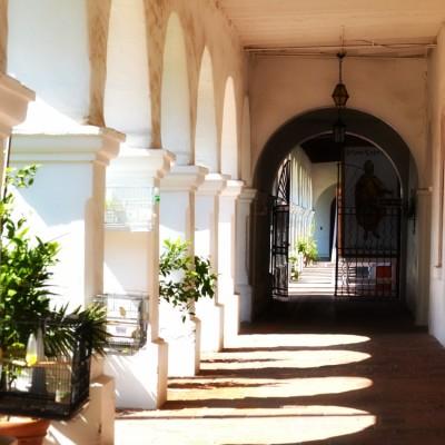 Mission San Luis Rey Museum
