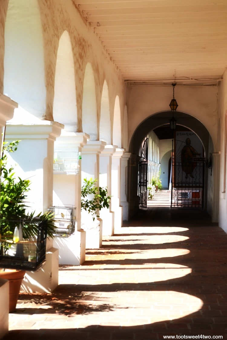Mission San Luis Rey Museum - Pic 1