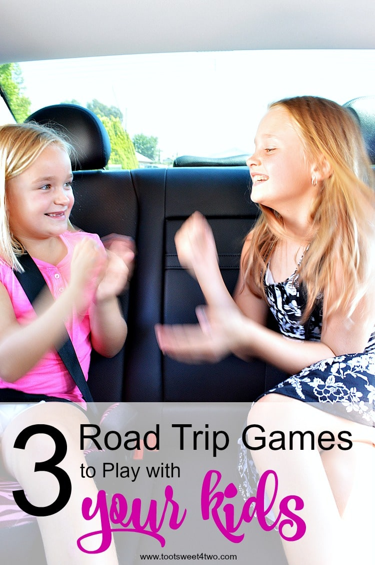 3 Road Trip Games to Play with Your Kids