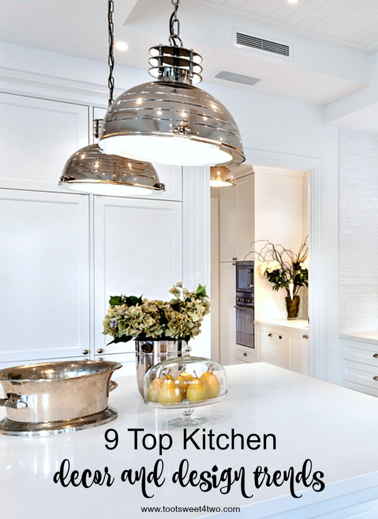 9 Top Kitchen Decor Trends cover