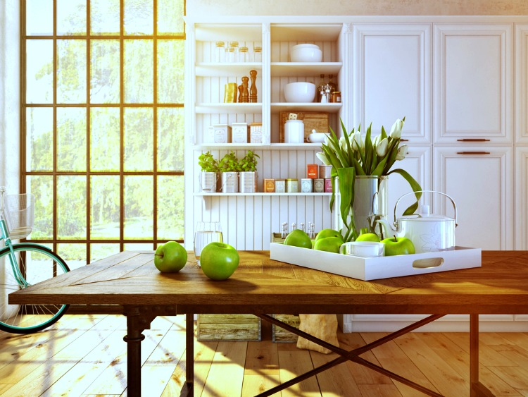From rough-hewn rustic farmhouse chic to clean modern white contemporary, kitchens are a huge focus of home design this year. With so much living and entertaining happening here, the attention is well-deserved. Ready to stop daydreaming and finally give your kitchen some love? 9 Top Kitchen Decor and Design Trends reveals the latest on-trend kitchen remodeling and design ideas to get you inspired. | www.tootsweet4two.com