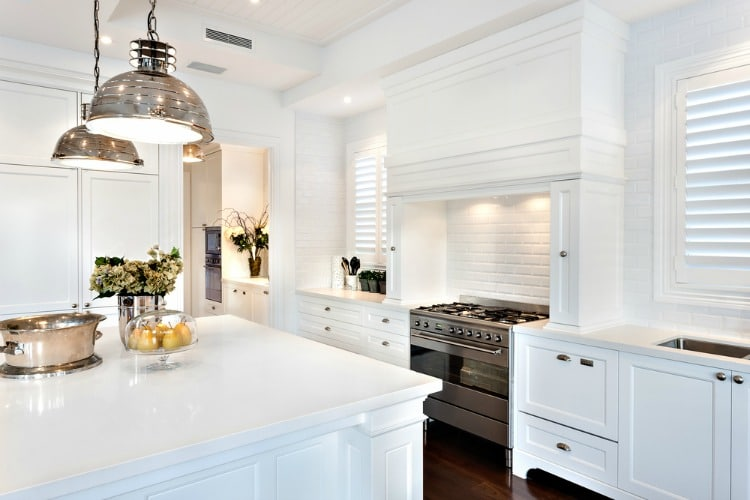 From Rough Hewn Rustic Farmhouse Chic To Clean Modern White Contemporary Kitchens Are A